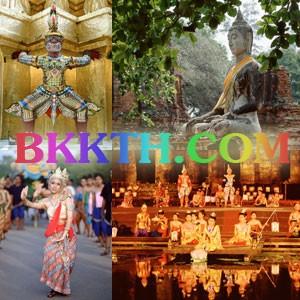 Travel Bangkok, Amazing Thailand.